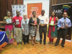 Sibongile, Felicity, Trevor and New beginnings